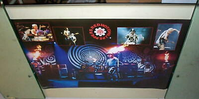 RED HOT CHILI PEPPERS 1992 Vintage Poster New Condition  • 9.37£