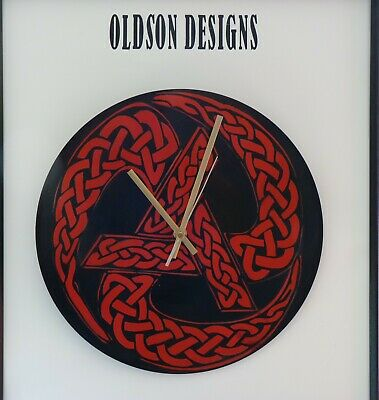 LEVELLERS Inspired Clock.. Dreadzone...Glastonbury..The Pogues...Frank Turner • 19.99£