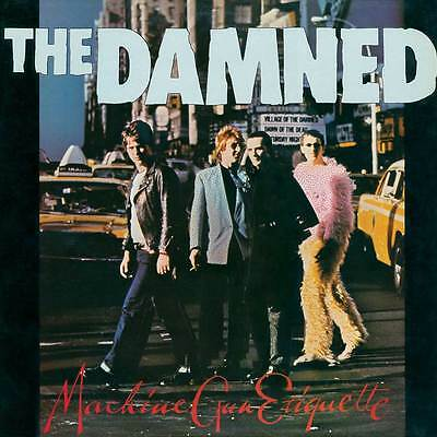 The Damned - Machine Gun Etiquette LP (WIKD 333) • 10.43£