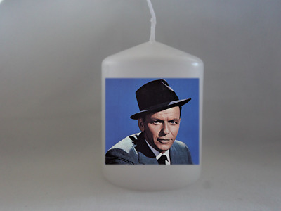Personalised  Frank Sinatra  Candle Gift  Hollywood Gifts   • 6.99£