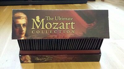 A 40 CDs Of Set The Ultimate Mozart Collection, 2006 • 25.99£