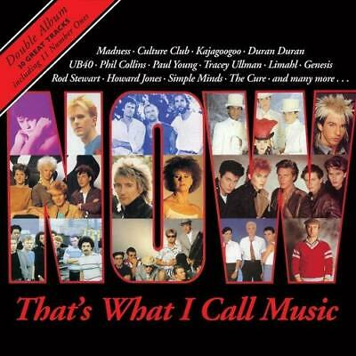 NOW That's What I Call Music! 1 [Audio CD] Various Artists New Sealed • 3.79£