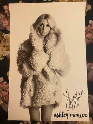 Ashley Monroe Autographed Signed Lithograph 18 X 12 ( Pistol  Annies ) • 25.99£