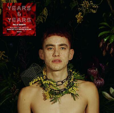 Palo Santo [Audio CD] Years And Years New Sealed • 3.29£