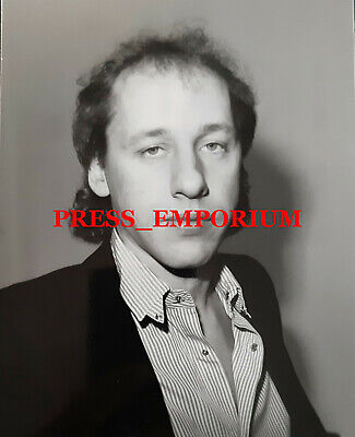 Mark Knopfler 1984 Dire Straits Original Vintage Press Photo Rare Portrait Music • 9.99£
