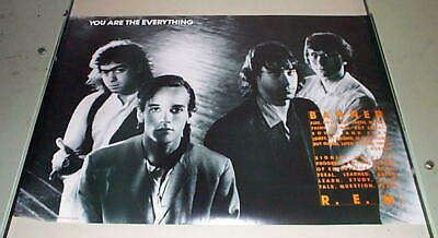 R.E.M  You Are Everything Group Vintage Poster • 35.71£