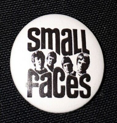 SMALL FACES Pin Badge 25mm NEW  • 1.99£