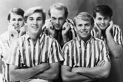Beach Boys 24x36 Inch Rolled Wall Poster • 7.09£