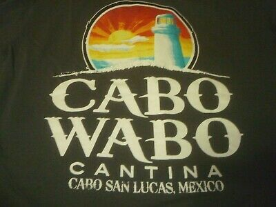 Cabo Wabo Shirt ( Used Size L ) Very Nice Condition!!! • 15.59£