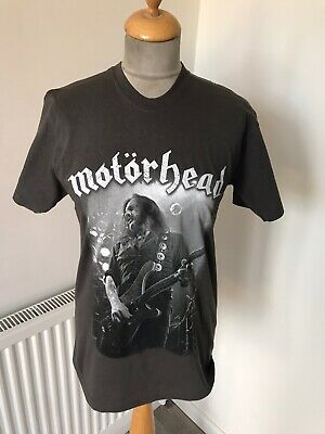 Motörhead Lemmy Grey T-SHIRT Size S Chest 36 • 6.99£