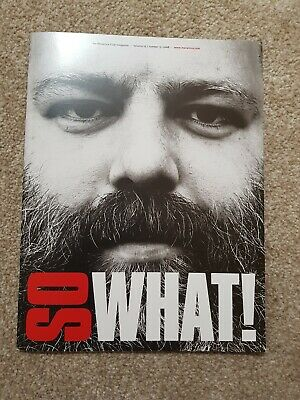 Metallica So What Magazine Volume 15 Issue 3 • 4.50£