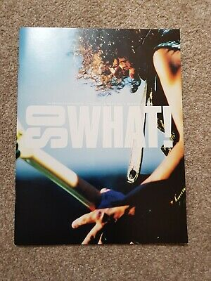 Metallica So What Magazine Volume 13 Issue 3 • 4.50£