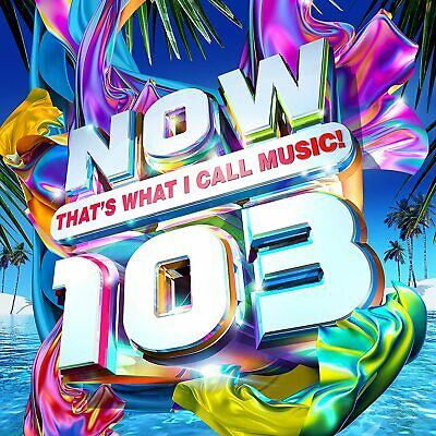 NOW That's What I Call Music! 103 [Audio CD] Various Artists New Sealed • 3.19£