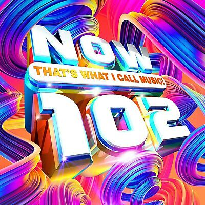 NOW Thats What I Call Music! 102 [Audio CD] Various Artists New Sealed • 4.49£