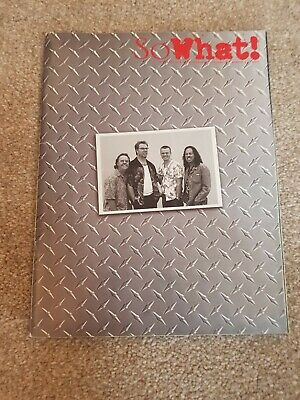 Metallica So What Magazine Volume 9 Issue 4 • 4.50£