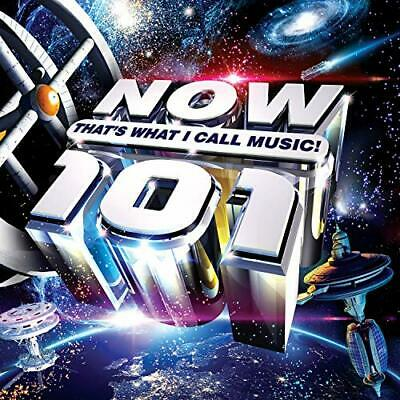 NOW Thats What I Call Music! 101 [Audio CD] Various Artists New Sealed • 2.97£