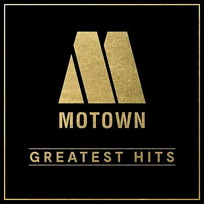 Motown Greatest Hits [Audio CD] Various Artists New Sealed • 4.89£