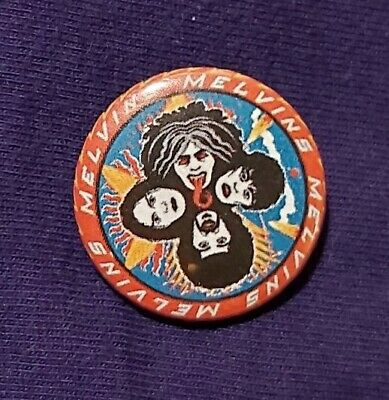 THE MELVINS Pin Badge 25mm NEW  • 1.99£