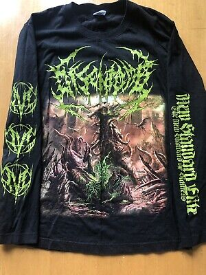 Disentomb Misery Long Sleeve T-shirt • 20£