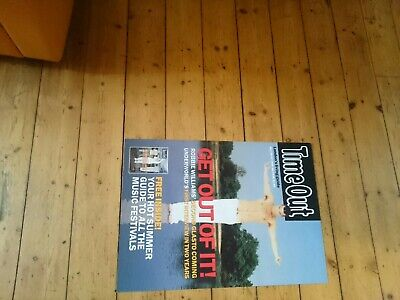 Robbie Williams Rare TIME OUT UK LARGE ADVERTISING POSTER  CARDBOARD  • 24£