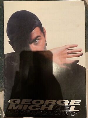 George Michael Too Funky Sheet Music • 13£