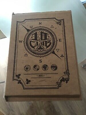Pearl Jam Ten Club Member Pack 2013 - Opened, But Not Used (like New!) • 20£