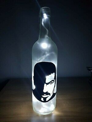 George Michael Bottle Lamp • 15£