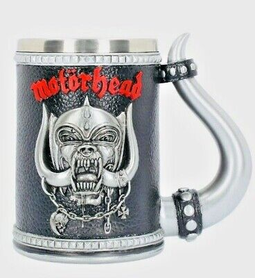 Motorhead Warpig Tankard B4121M8 14.5cm Officially Licensed BNIB • 44.99£