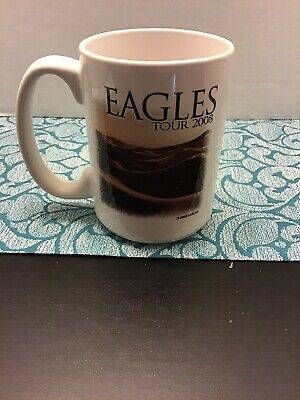 Eagles Tour 2008 Coffee Cup • 11.88£