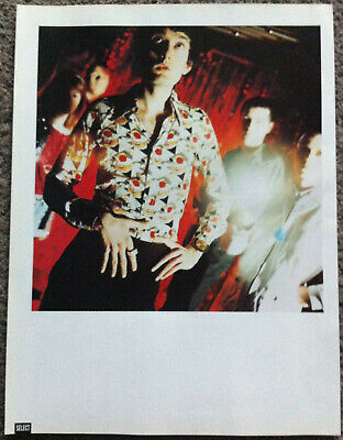 PULP ~ 1990s Full Page UK Magazine Poster JARVIS COCKER • 3.95£