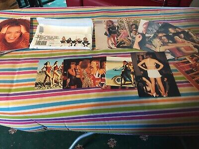 Pack Of Spice Girl Official Photos-50 • 9.50£