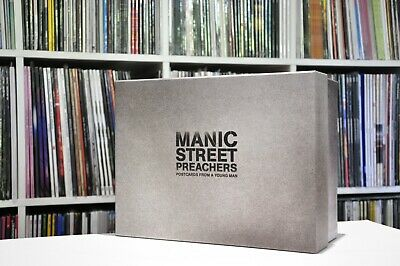 Manic Street Preachers |  Postcards From A Young Man | LTD ED | CD Box,Set • 32.95£