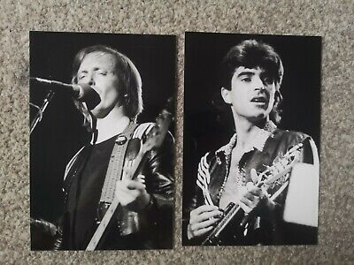 Two Press/Promo Photos Of HORSLIPS 1978 • 3.50£