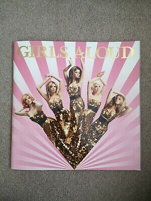 Girls Aloud Out Of Control Tour Programme 2009 With Signed Photo Cards • 20£