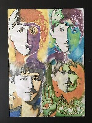 The Beatles - One Off Artwork A3 Framed Ready To Hang Avedon & Freeman Inspired • 10£