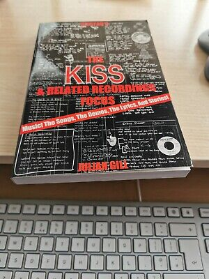 Julian Gill The Kiss & Related Recordings Focus 1st Edition Softback. • 10£