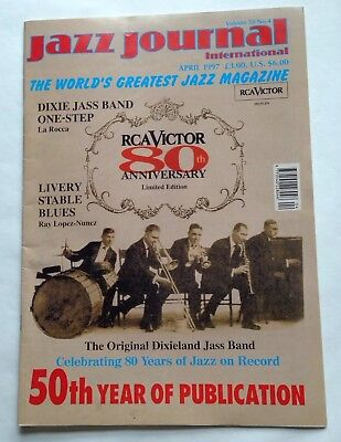Jazz Journal 1997, RCA Victor 80th Anniversary Edition, Collectable • 3£