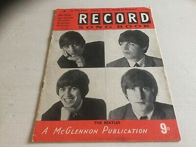 The Record Song Book  Beatles • 3.99£