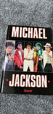 Michael Jackson Special Book And Moon Walk By Michael Jackson • 2£
