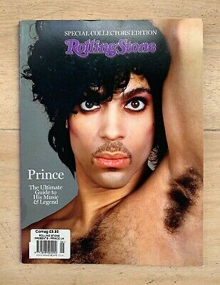 Rolling Stone Magazine Prince ~ Special Collector's Edition Music & Legacy • 10£