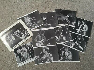 Official Press /Promo Photo Bundle For Jazz Band THE GUEST STARS Circa Mid 80s • 6£