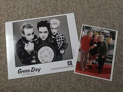 Official Press/Promo Photo For GREEN DAY 1998 • 4.99£
