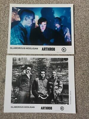 Official Press/Promo Photos Of GLAMOROUS HOOLIGAN • 3.50£