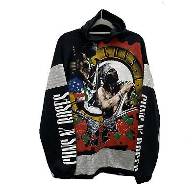 VTG Guns N' Roses Double Sided Hoodie 'Kill Your Idol'  - Large • 360£