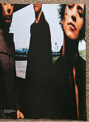 PLACEBO - 2000 Full Page UK Magazine Poster  • 3.95£