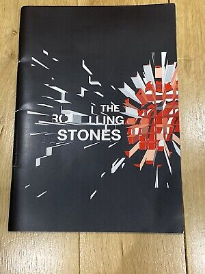 A Bigger Bang  - Rolling Stones 2005/6 Tour Programme • 11.99£
