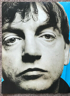 MARK E SMITH - 1993 Full Page UK Magazine Poster THE FALL • 3.95£
