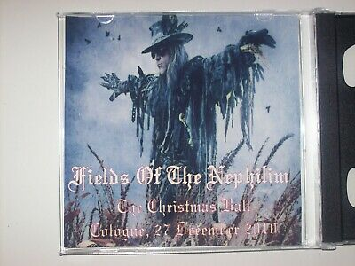 Fields Of The Nephilim Cologne 27.12.2010 • 10£