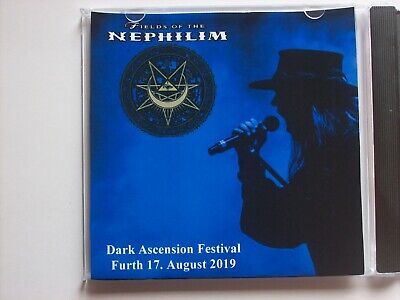 Fields Of The Nephilim Furth 17.08.2019 • 10£