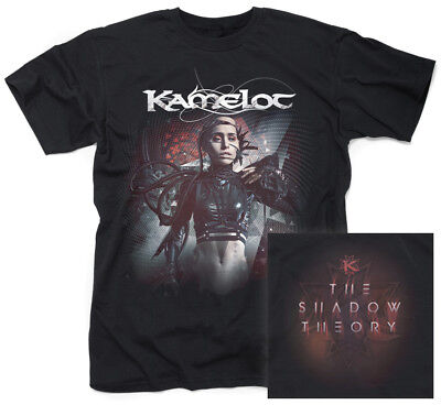 Kamelot - The Shadow Theory T-SHIRT-M #116046 • 19.04£